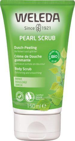 Weleda Pearl Scrub - Dusch-Peeling Birke 150ml