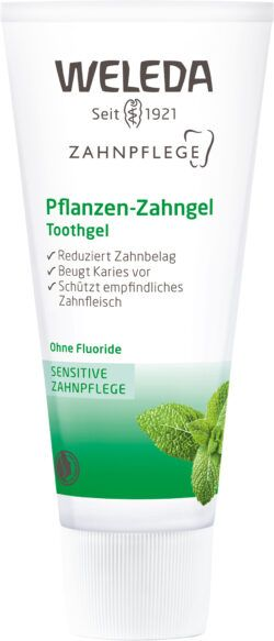 Weleda Pflanzen-Zahngel 75ml