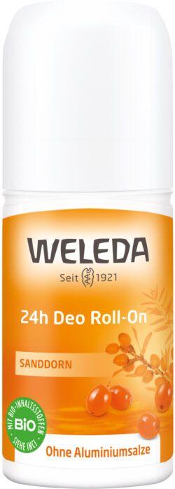 Weleda SANDDORN 24h Deo Roll-On 50ml