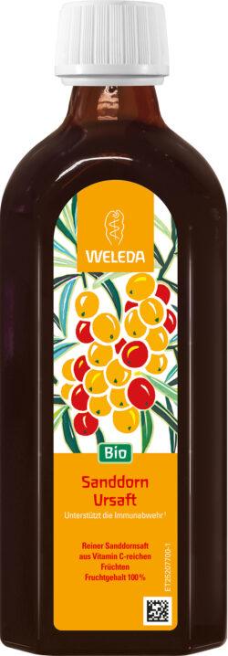 Weleda Sanddorn-Ursaft 250ml