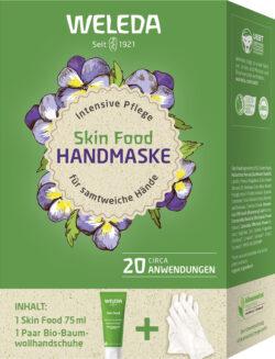 Weleda Skin Food Handmasken-Set 2021 4x1Stück