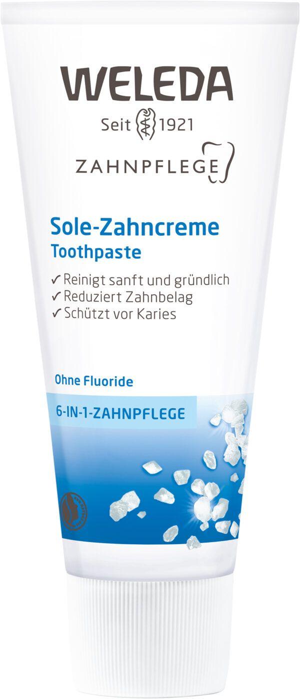 Weleda Sole-Zahncreme 75ml
