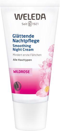 Weleda Wildrose Glättende Nachtpflege 30ml