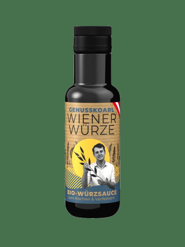 Genusskoarl WienerWürze - Bio Lupinen Würzsauce 6x100ml