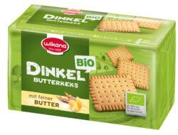 Wikana Bio Dinkel Butterkeks 12x200g