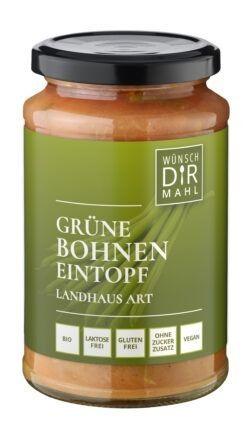 Wünsch Dir Mahl Grüne Bohneneintopf Landhaus Art 8x380g