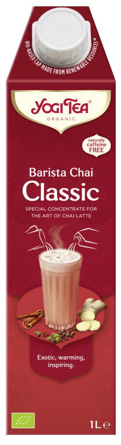 YOGI TEA ® Barista Chai Bio 6x1l