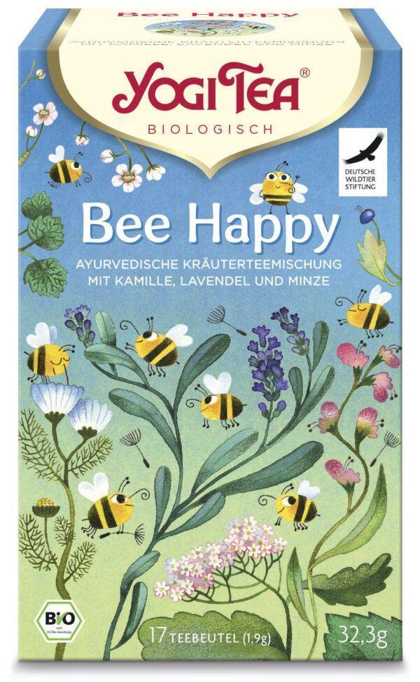 YOGI TEA ® Bee Happy Bio 6x32,3g