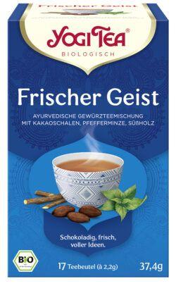 YOGI TEA ® Frischer Geist Bio 6x37,4g