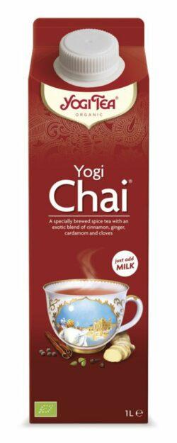YOGI TEA YOGI CHAI® Bio 8x1l