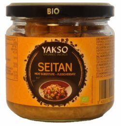 Yakso Seitan in Tamari 6x330ml