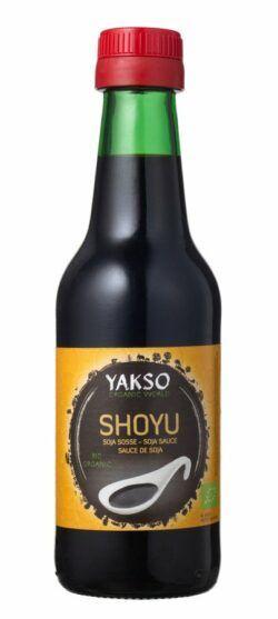 Yakso Shoyu 6x250ml