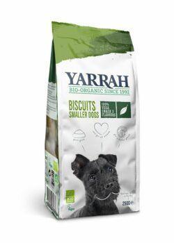 Yarrah Organic Petfood B.V. Bio Vega Hundekekse 6x250g