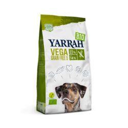 Yarrah Organic Petfood B.V. Bio Hund Trockenfutter Erwachsene getreidefrei Vegetarisch 4x2kg