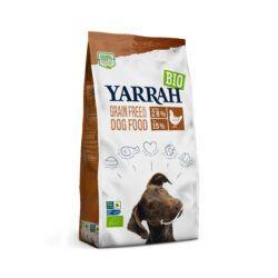 Yarrah Organic Petfood B.V. Bio Hund Trockenfutter Erwachsene getreidefrei Huhn & Fisch (MSC) 10kg