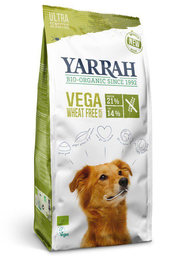 Yarrah vega Wheat free Hundetrockenfutter 10kg
