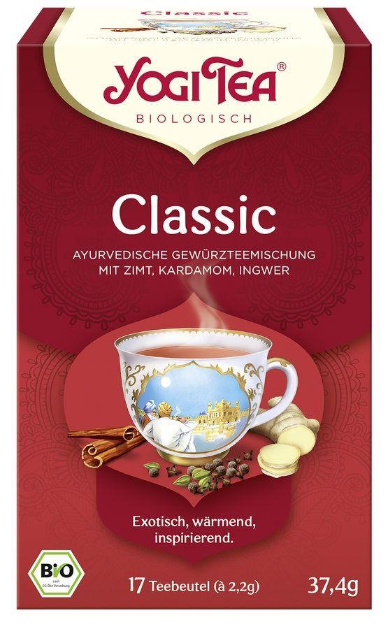 Yogi Tea ® Classic Bio 6x17Btl