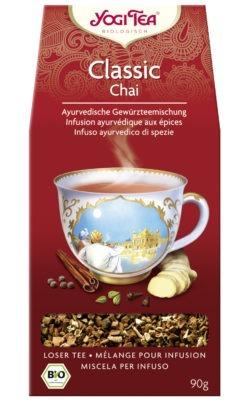 YOGI TEA ® Classic Chai Bio 8x90g