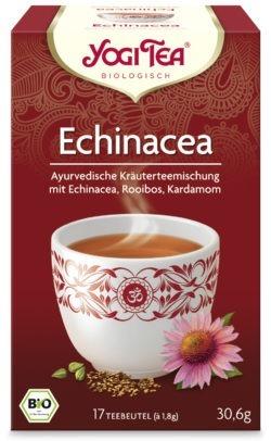 YOGI TEA ® Echinacea Bio 6x30,6g