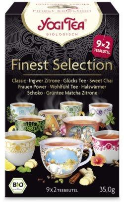YOGI TEA ® Finest Selection Bio 6x34,2g