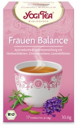 YOGI TEA ® Frauenbalance Bio 6x30,6g