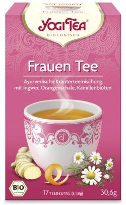 YOGI TEA ® Frauentee Bio 6x30,6g