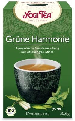 YOGI TEA ® Grüne Harmonie Bio 6x30,6g