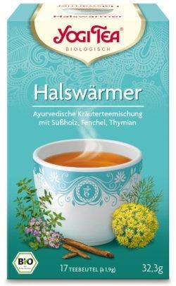 YOGI TEA ® Halswärmer Bio 6x32,3g