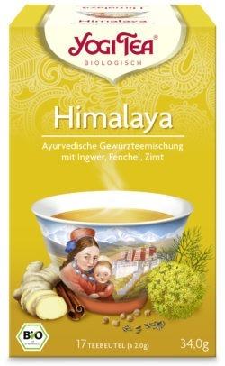 YOGI TEA ® Himalaya Bio 6x34g