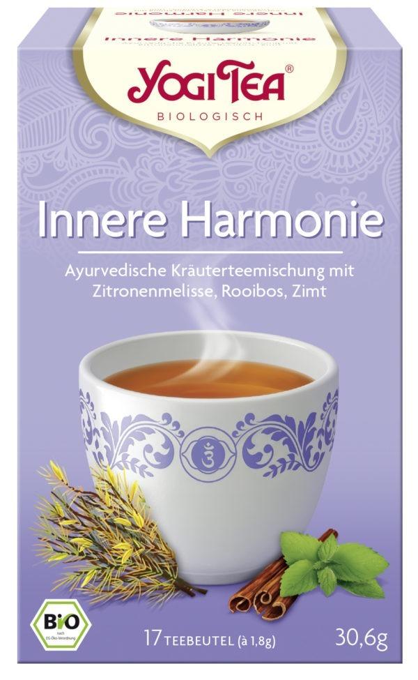 YOGI TEA ® Innere Harmonie Bio 6x30,6g