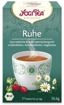 YOGI TEA ® Ruhe Bio 6x30,6g