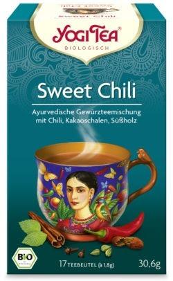 YOGI TEA ® Sweet Chili Bio 6x30,6g