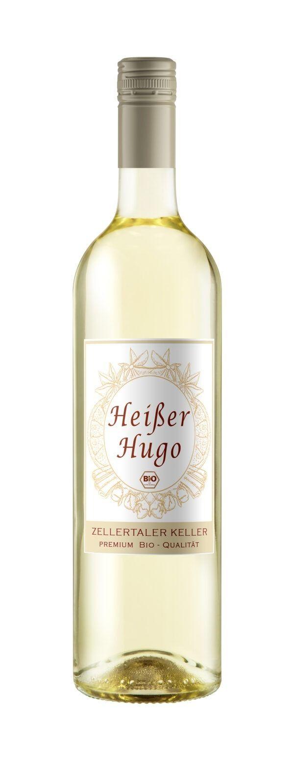 Zellertaler Keller Bio Heisser Hugo 6x0,75l