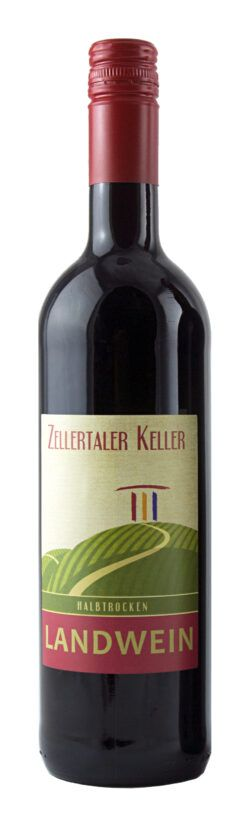 Zellertaler Keller Rheinischer Landwein halbtrocken 6x0,75l