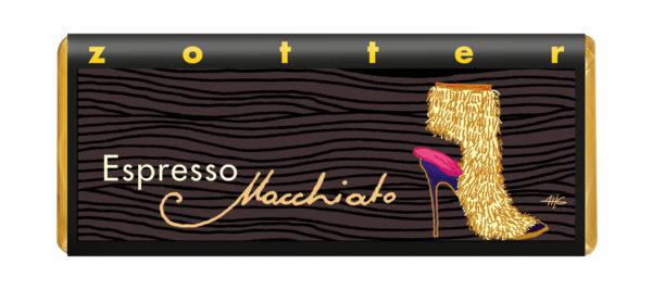 Zotter Schokolade Espresso