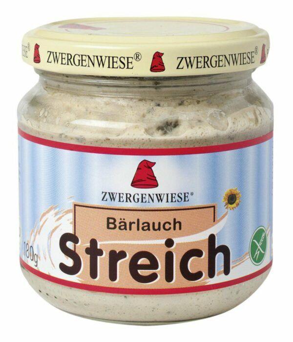 Zwergenwiese Bärlauch Streich 6x180g