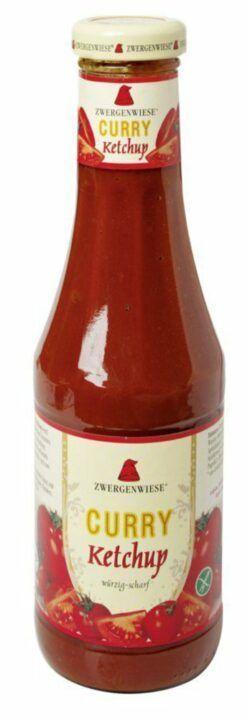 Zwergenwiese Curry-Ketchup 6x500ml