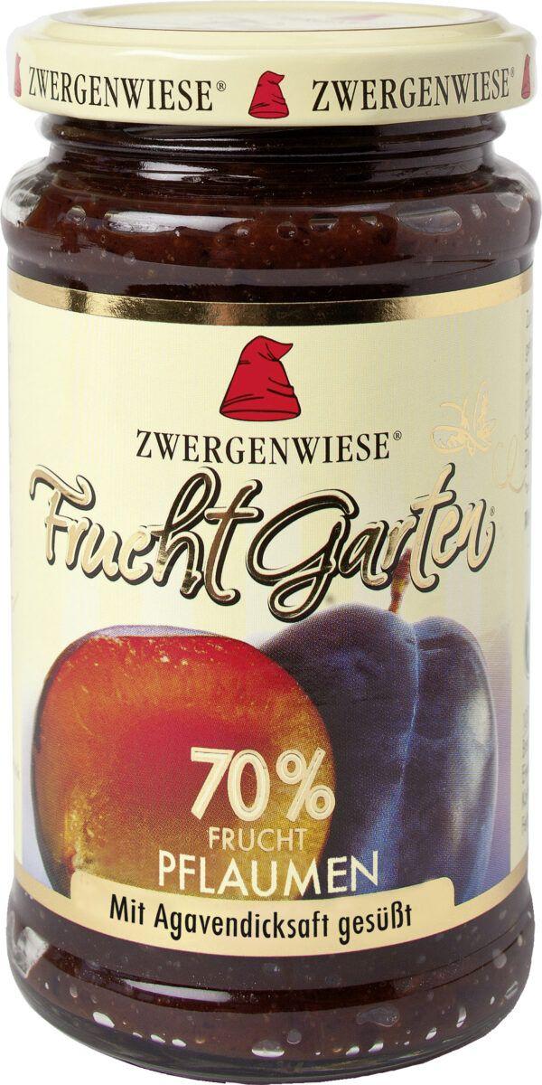 Zwergenwiese FruchtGarten Pflaumen 225g