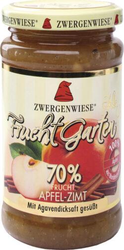 Zwergenwiese FruchtGarten Apfel Zimt 6x225g