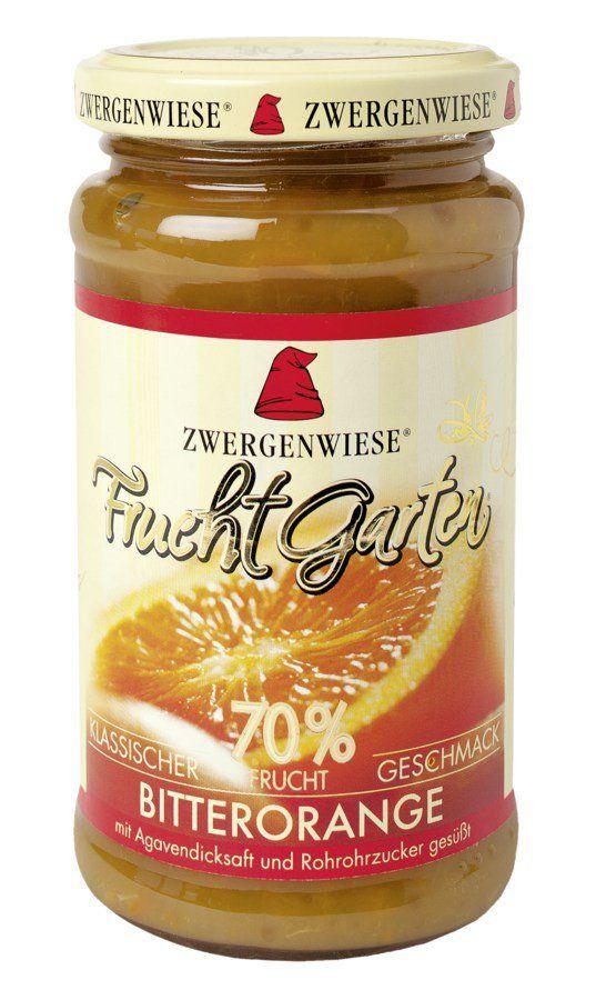 Zwergenwiese FruchtGarten Bitterorange 6x225g