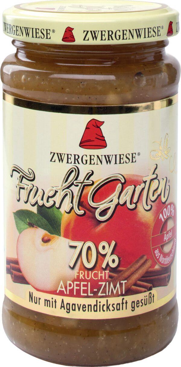 Zwergenwiese FruchtGarten Apfel Zimt 225g