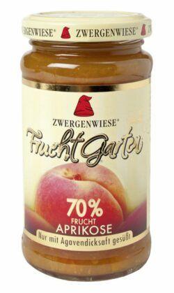Zwergenwiese FruchtGarten Aprikose 6x225g