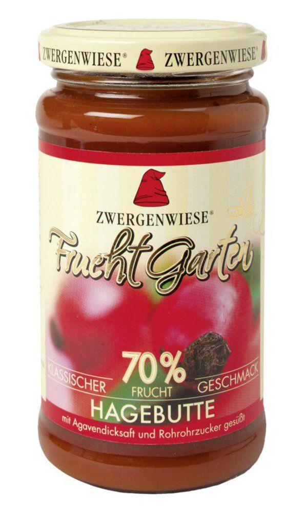 Zwergenwiese FruchtGarten Hagebutte 6x225g