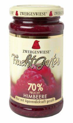 Zwergenwiese FruchtGarten Himbeere 6x225g
