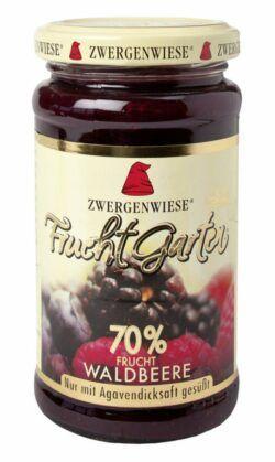 Zwergenwiese FruchtGarten Waldbeere 6x225g
