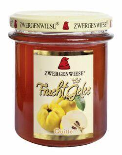Zwergenwiese FruchtGelee Quitte 6x195g