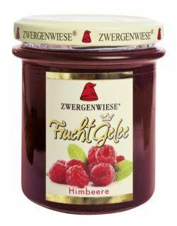 Zwergenwiese FruchtGelee Himbeere 6x195g