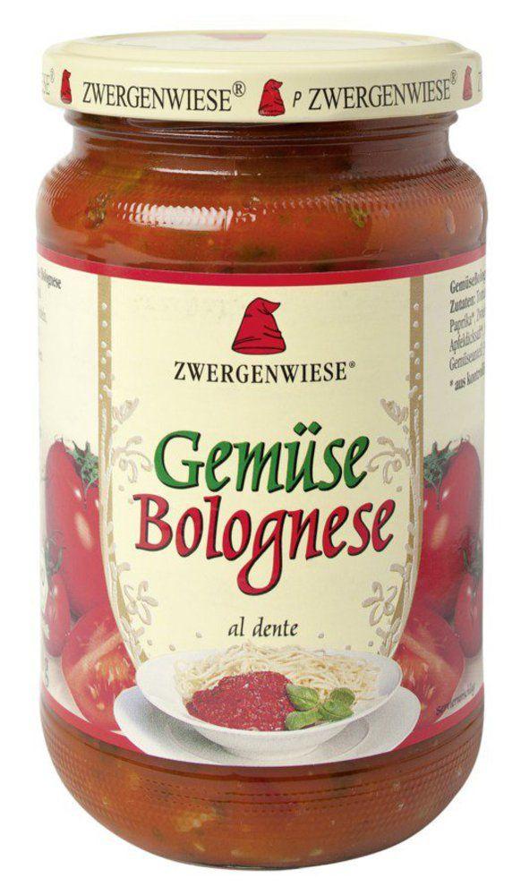 Zwergenwiese Gemüse Bolognese 340ml