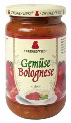 Zwergenwiese Gemüse Bolognese 6x340ml