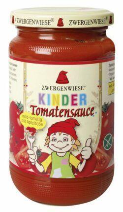 Zwergenwiese Kinder Tomatensauce 6x340ml